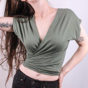 Wilfred Wrap Top